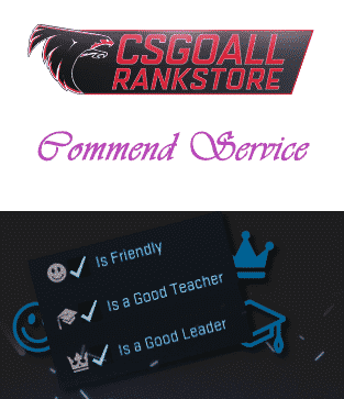 Buy CSGO Commends Service