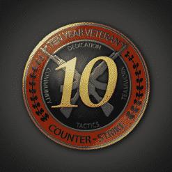 10 Year Coin Accounts